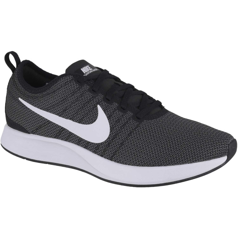 Zapatilla de Hombre Nike Negro   blanco dualtone racer  3e8f6a518a14c