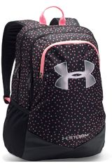 Under Armour Negro / Rosado de Niño modelo UA BOYS SCRIMMAGE BACKPACK Mochilas