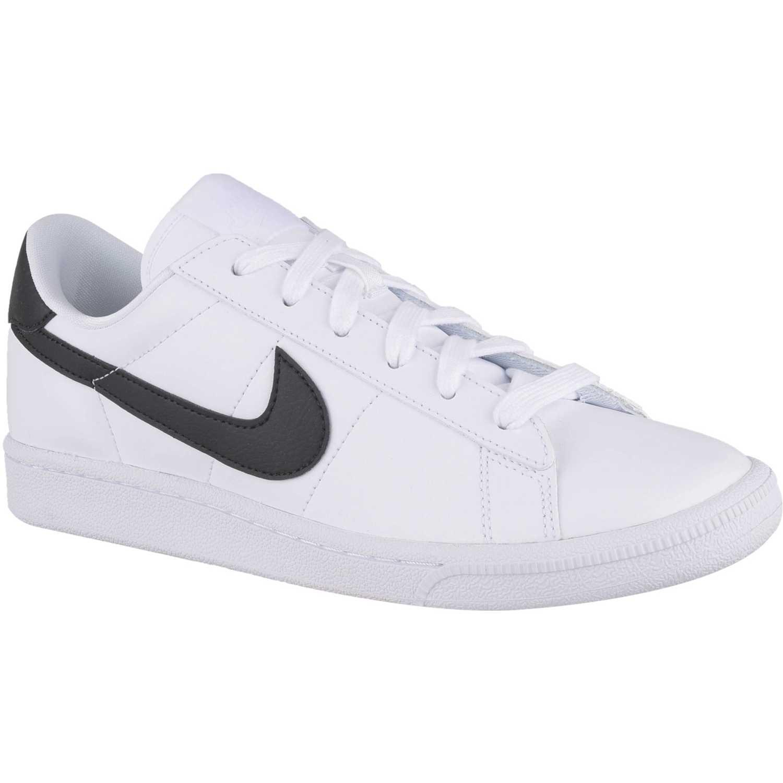 7951ca27d34 Zapatilla de Mujer Nike Blanco   negro wmns tennis classic ...
