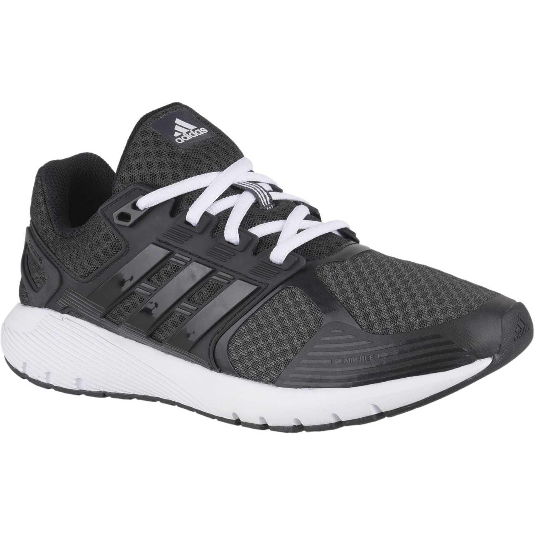 7206a765941 Zapatilla de Mujer Adidas Negro   blanco duramo 8 w