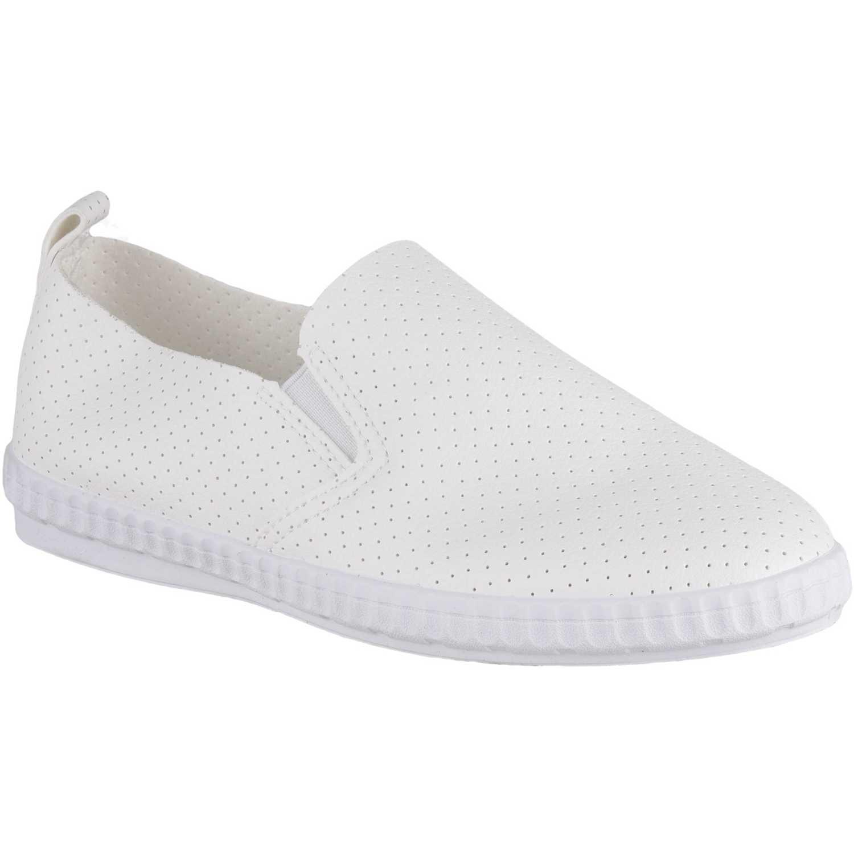 Zapatilla de Mujer Just4u Blanco zc-8a011