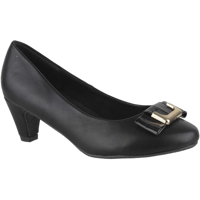 Calzado de Mujer Platanitos Negro c-19223