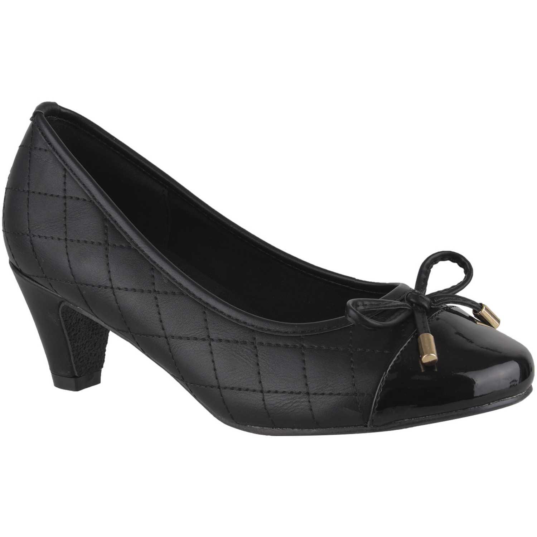 Calzado de Mujer Platanitos Negro c-19231