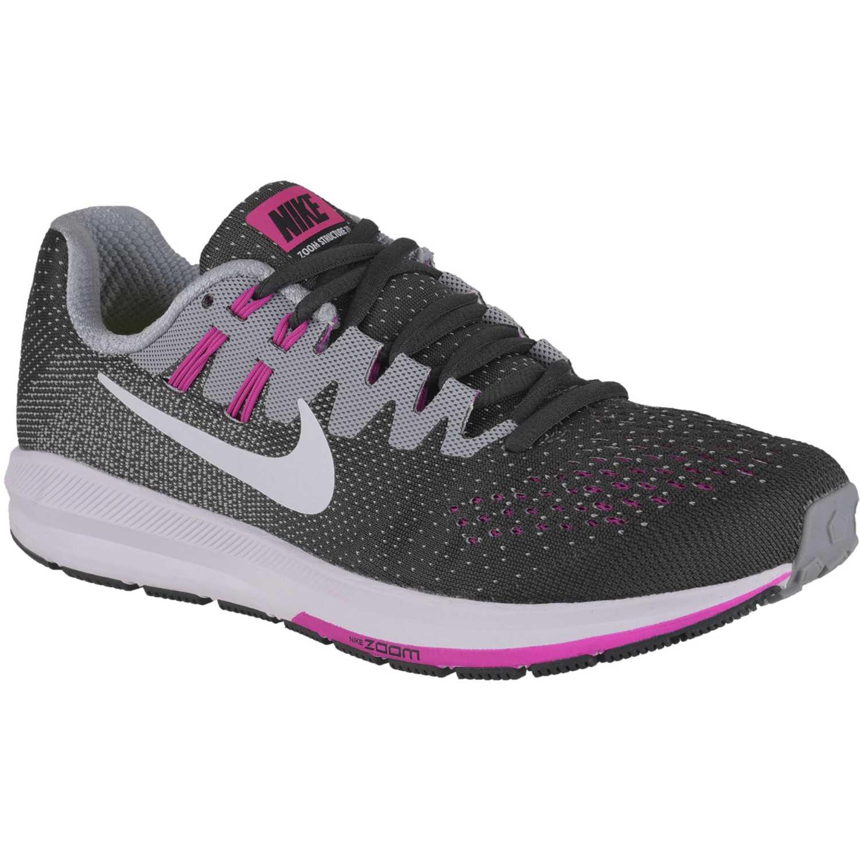 0a6c9d2c08b Zapatilla de Mujer Nike Pl bl wmns air zoom structure 20 ...