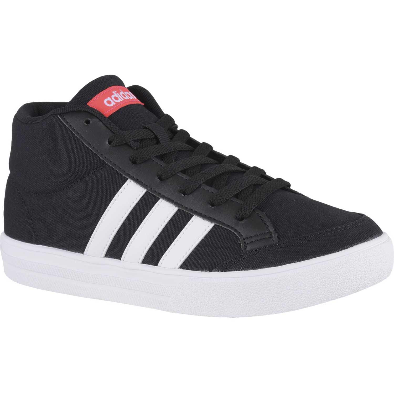 online store 3b967 fe7f0 ... usa zapatilla de mujer adidas neo negro blanco vs set mid w 81bfd 8e0e8