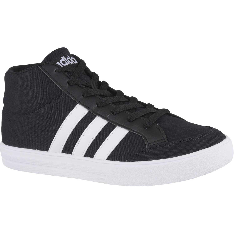 cheap for discount e1c27 d7184 Zapatilla de Hombre adidas NEO Negro  blanco vs set mid