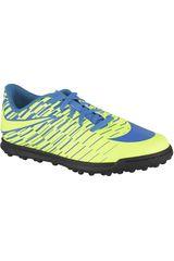 Nike VE/AZ de Jovencito modelo JR BRAVATAX II TF Fútbol Zapatillas Deportivo