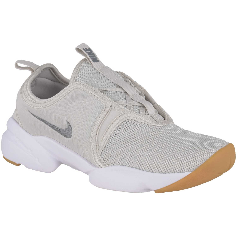Zapatilla de Mujer Nike HUE/BL w loden platanitos  platanitos loden 098602