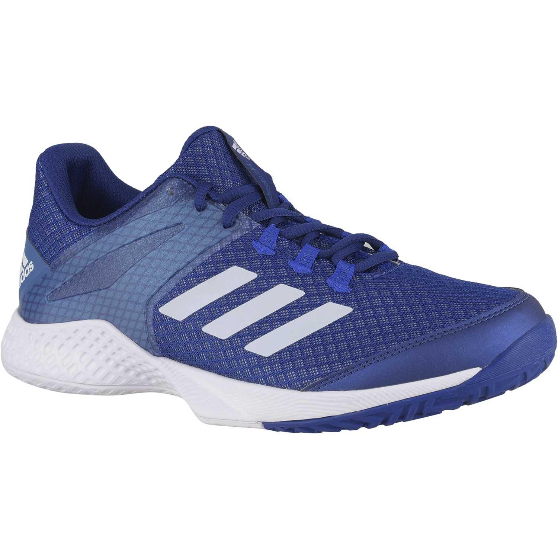 promo code 5e21e 35f97 Zapatilla de Hombre Adidas Azul   blanco adizero club