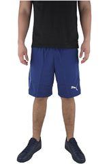 Puma Azul / Blanco de Hombre modelo ESSENTIAL WOVEN SHORT Deportivo Shorts