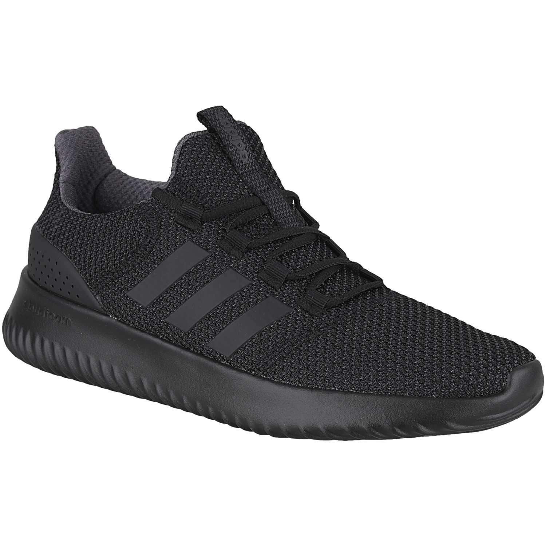 c0578aed185 Zapatilla de Hombre adidas NEO negro   negro cloudfoam ultimate ...