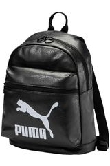 Puma Negro / Blanco de Mujer modelo PRIME BACKPACK METALLIC Mochilas