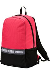 Puma Coral / Negro de Mujer modelo PHASE BACKPACK II Mochilas