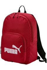 Puma Rojo / Blanco de Hombre modelo PHASE BACKPACK Mochilas