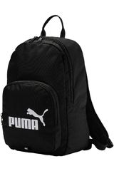 Puma Negro / Blanco de Hombre modelo PHASE SMALL BACKPACK Mochilas