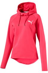 Puma Coral de Mujer modelo ACTIVE ESS HOODED COVER UP W Poleras Deportivo