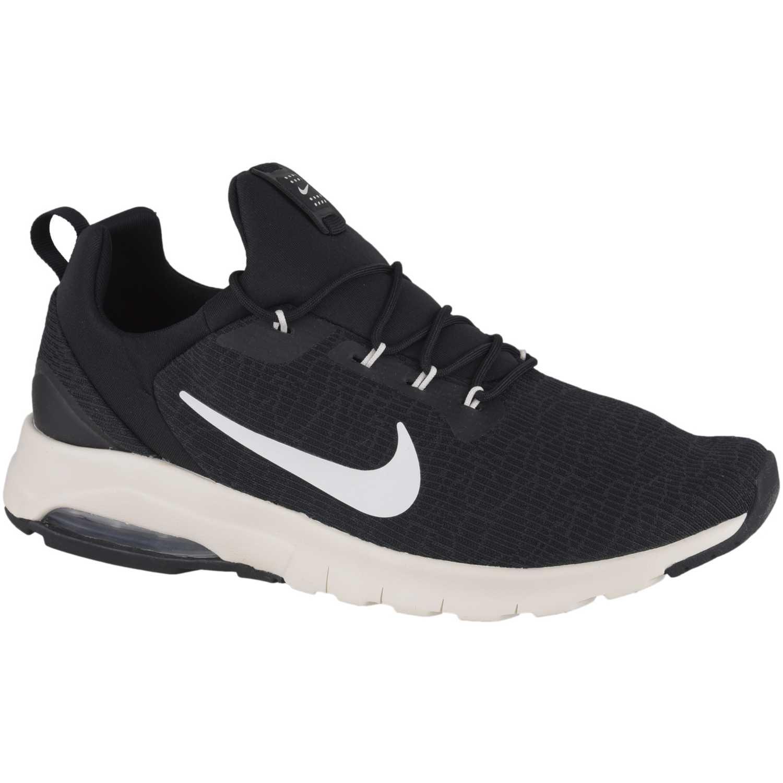 b4704759 Zapatilla de Hombre Nike Negro / Blanco air max motion racer ...