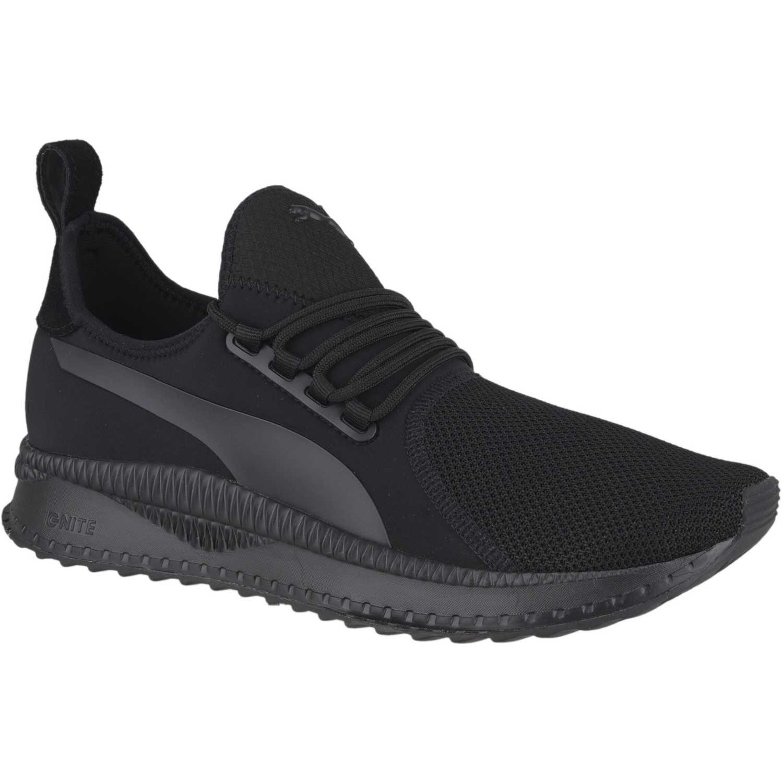 Puma - Zapatillas de material sintético para hombre negro negro 9,5