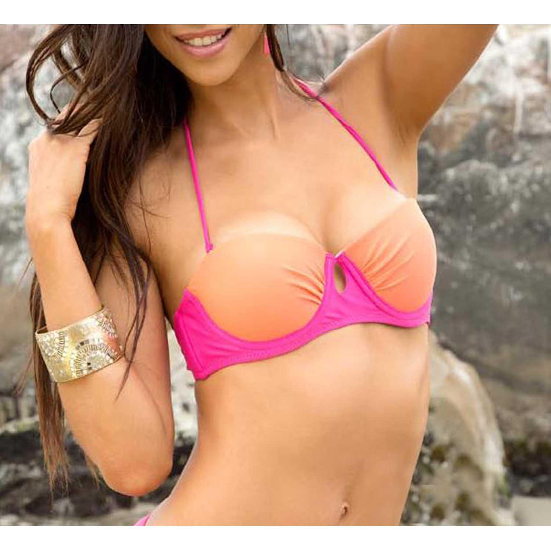 Bikini Brassiere de Mujer Kayser Fucsia rb-1407