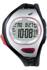 Asics Negro /gris de Hombre modelo CQAR0701 Relojes