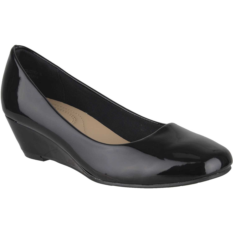 Calzado de Mujer Platanitos Negro cw-0778ch