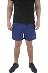 Puma Azul / Rojo de Hombre modelo ESS WOVEN SHORTS 5 Shorts Deportivo