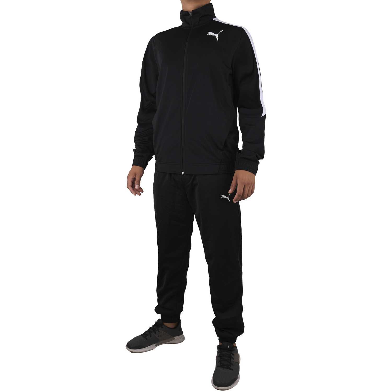 Buzo de Hombre Puma NG/BL classic tricot suit cl