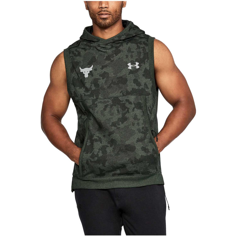 Project Hoodie Hombre Militar Sl De Armour Under Tb Rock Chaleco qHXBzwx54