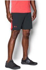 Under Armour Coral de Hombre modelo UA CAGE SHORT Shorts Deportivo