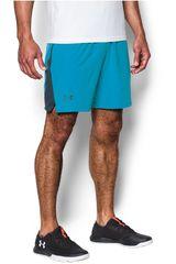 Under Armour Celeste / Azul de Hombre modelo UA CAGE SHORT Shorts Deportivo