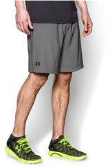 Under Armour Plomo / Negro de Hombre modelo UA MIRAGE SHORT 8 Deportivo Shorts