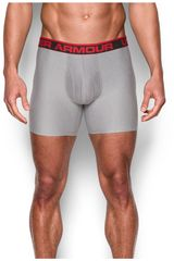 Under Armour Gris / Rojo de Hombre modelo THE ORIGINAL 6 BOXERJOCK (1 UNIDAD) Boxers Shorts
