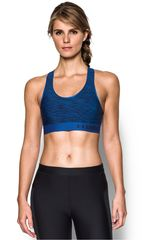 Under Armour AZ/NG de Mujer modelo ARMOUR MID BRA PRINTED Deportivo Tops