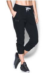 Under Armour Negro / Plateado de Mujer modelo FAVORITE FLEECE PANT Pantalones Deportivo