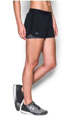 Under Armour Negro / Plomo de Mujer modelo UA HG ARMOUR 2-IN-1 SHORTY Deportivo Shorts