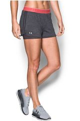 Under Armour Plomo / Rosado de Mujer modelo UA HG ARMOUR 2-IN-1 SHORTY Deportivo Shorts