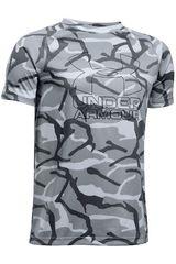 Under Armour BL/PL de Jovencito modelo BIG LOGO HYBRID PRINTED T Polos Deportivo