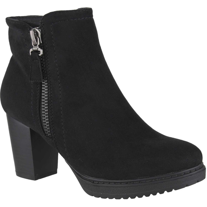 Calzado de Mujer Platanitos Negro btp-1157