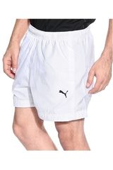 Puma Blanco / Negro de Hombre modelo ESS WOVEN SHORTS 5 Deportivo Shorts
