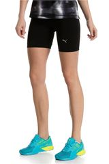 Puma Negro /Gris de Mujer modelo CORE-RUN SHORT TIGHT W Pantalonetas Shorts Deportivo