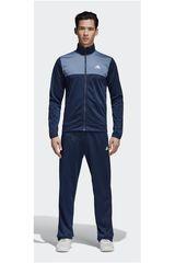 Adidas Azul / celeste de Hombre modelo BACK2BASICS TS Deportivo Buzos