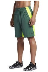 Nike Verde de Hombre modelo M NK DRY SHORT FLY 9IN Deportivo Shorts