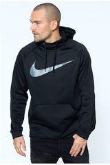 Nike Negro de Hombre modelo M NK THRMA HOODIE CARBON SWSH Poleras Deportivo