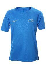 Nike Azulino de Jovencito modelo CR7 B NK DRY SQD TOP SS GX Deportivo Polos