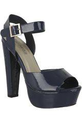 Sandalia de Mujer Platanitos SP CHLOE04 Azul