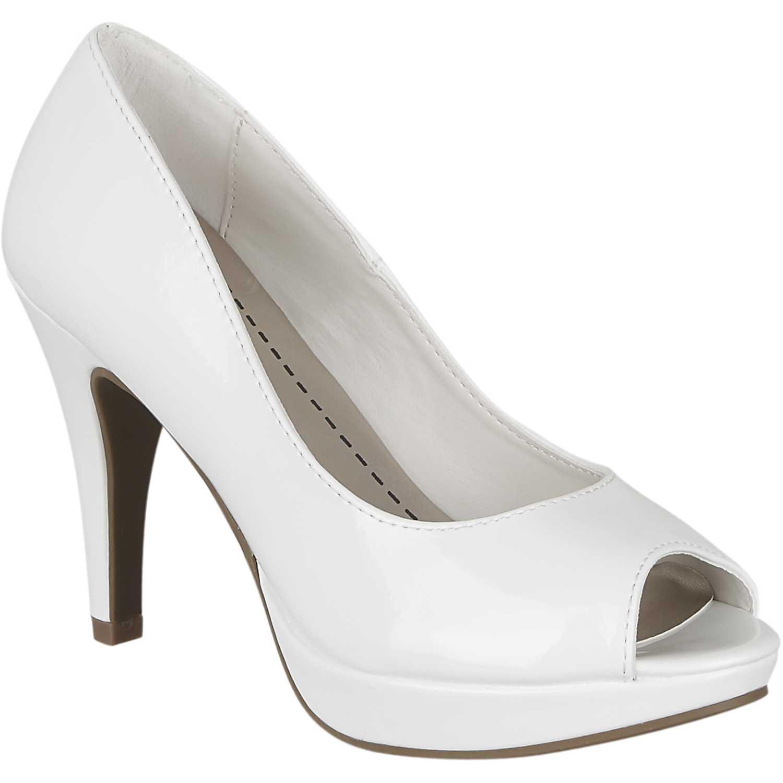 Calzado de Mujer Platanitos Blanco cp bree