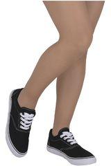 Just4u Negro de Mujer modelo ZC-439 Zapatillas casual Zapatillas