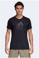 Adidas Negro de Hombre modelo ADI TRAINING T Deportivo Polos