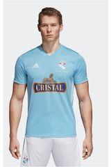 adidas Celeste de Hombre modelo CSC H JSY Polos Camisetas Deportivo
