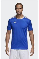 adidas Azulino de Hombre modelo ENTRADA 18 JSY Deportivo Camisetas Polos